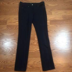 White House Black Market Women's Pant Blue